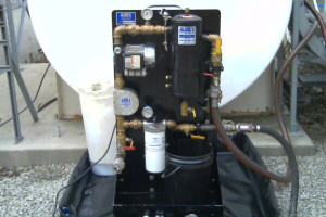 Diesel Fuel Polishing Services