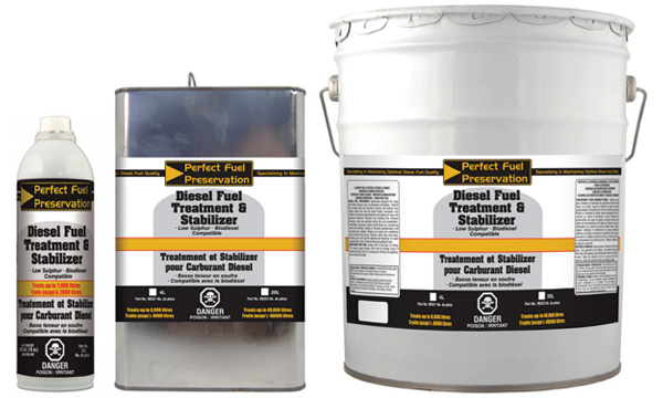 Diesel Fuel Treatment and Stabilizer